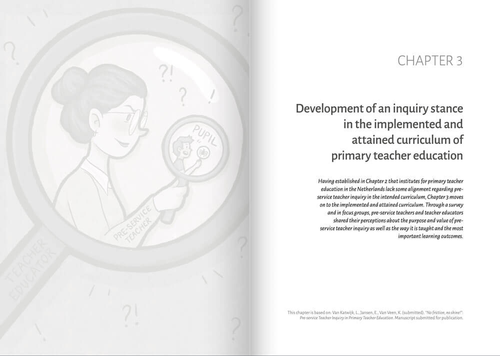 Dissertation proposal education studies
